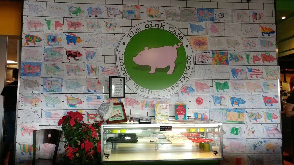 The Oink Cafe Tucson Az Menu