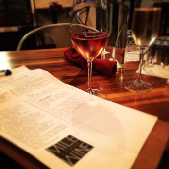 Stockton Ca Wine Company Mile