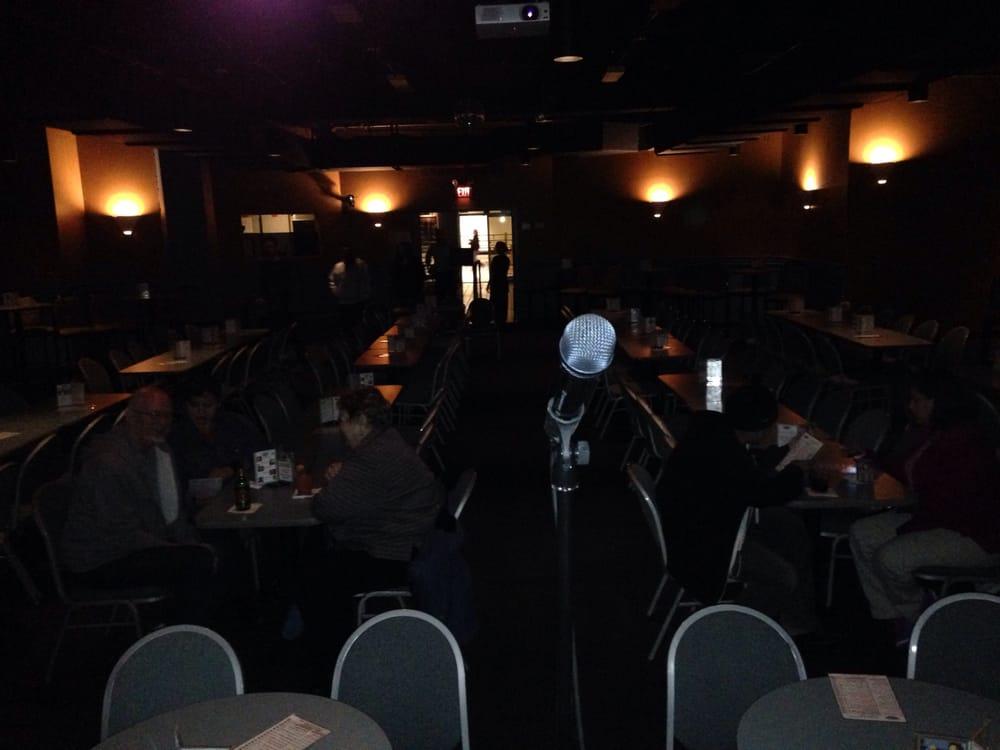 Rivercenter Comedy Club Comedy Clubs Downtown San