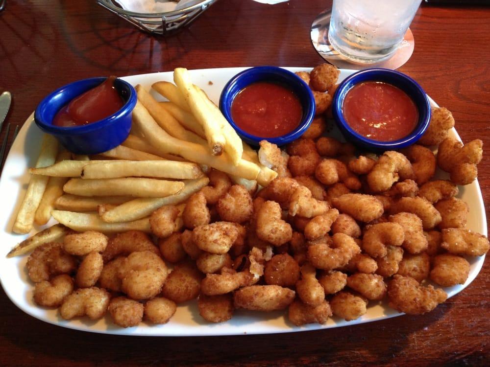 Shrimp Your Way. Comes with 2 kinds of shrimp. I chose Popcorn Shrimp and Popcorn Shrimp. =) - Yelp