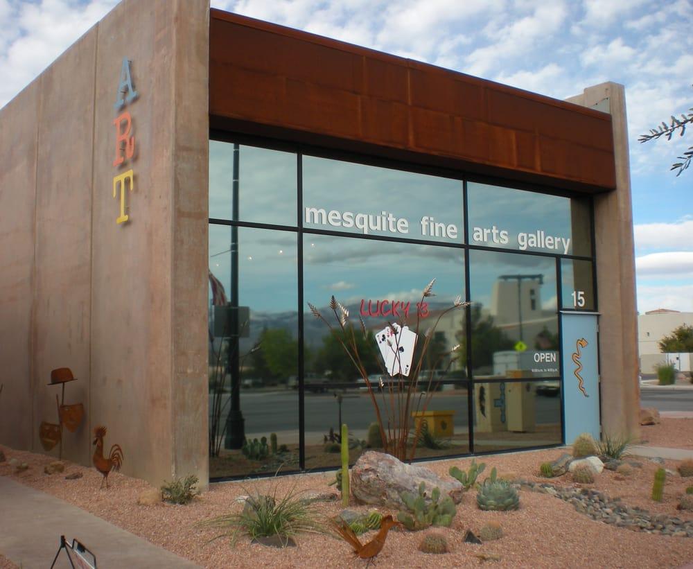 Mesquite Fine Arts Gallery: 15 W Mesquite Blvd, Mesquite, NV