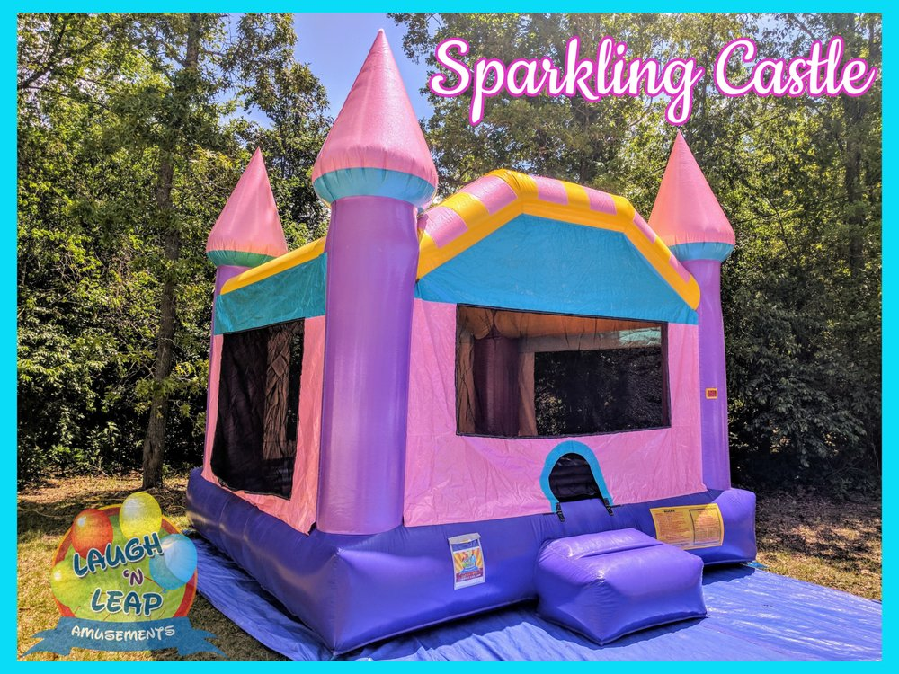 Dazzling Castle Bounce House Rental Yelp