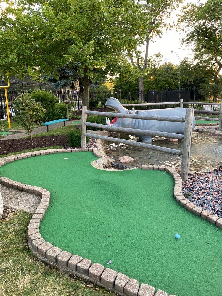 Pioneer Park Mini-Golf & Batting Cages