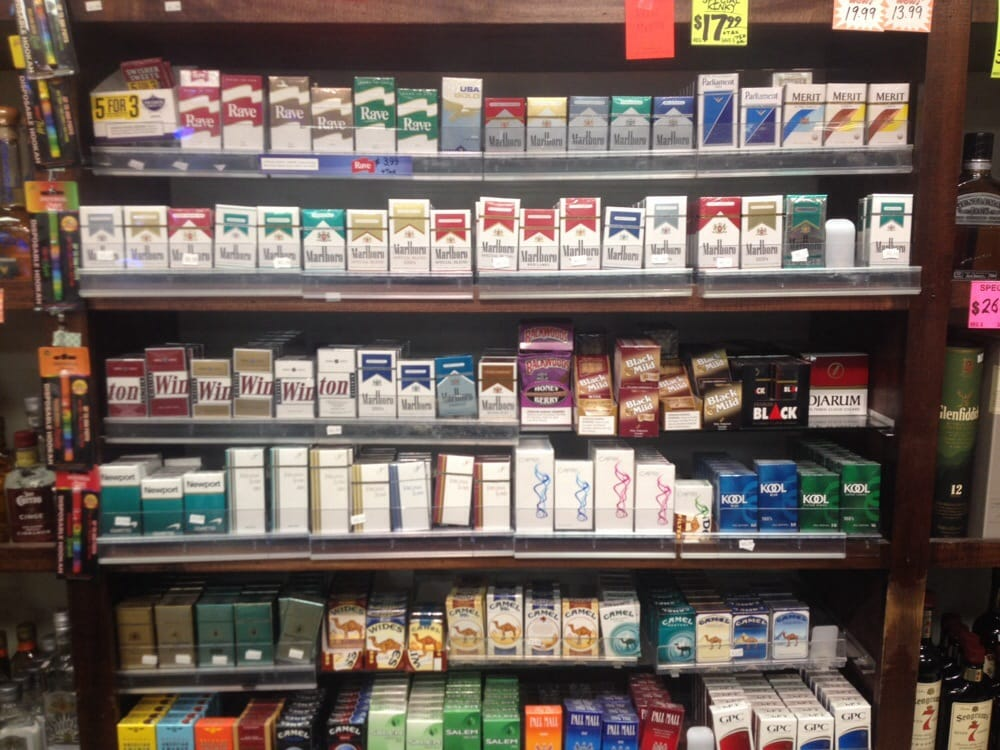 How much is a pack of Marlboro cigarettes in Michigan