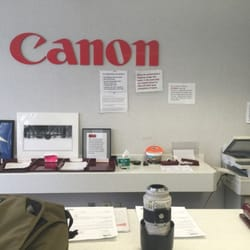 Canon Factory Service Center Appliances Amp Repair 100