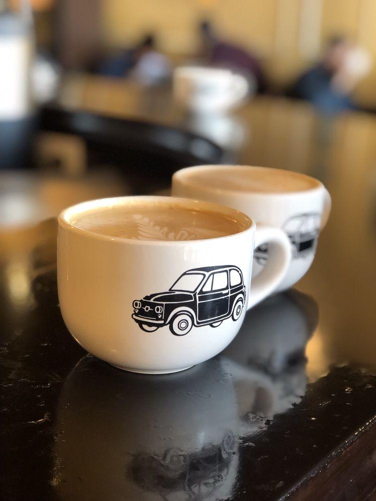 Social Spots from Buon Giorno Coffee