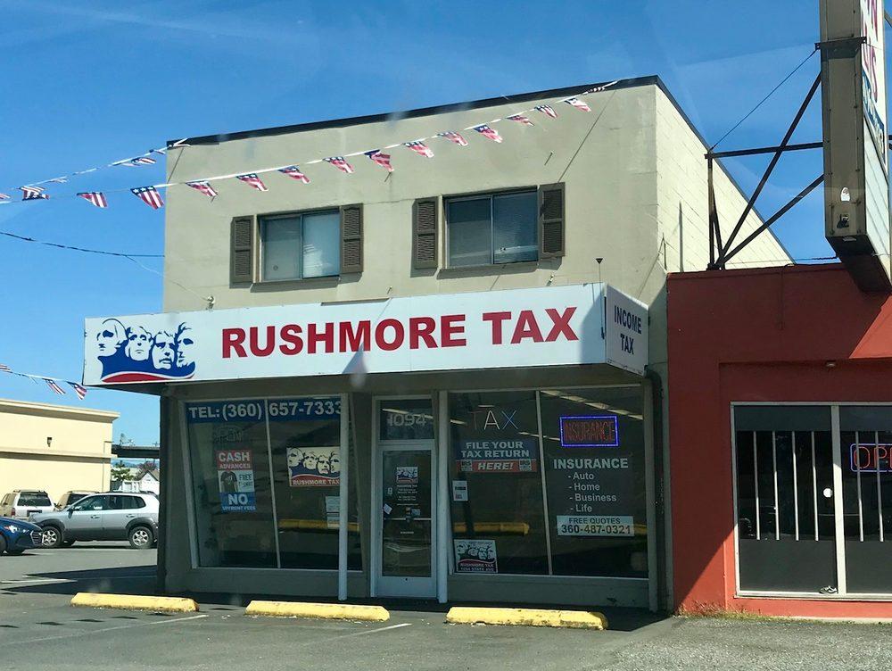Rushmore Tax Service: 1094 State Ave, Marysville, WA