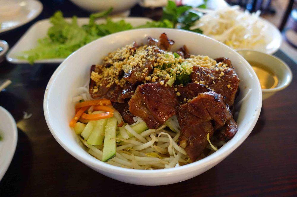 Food from Binh Duong II
