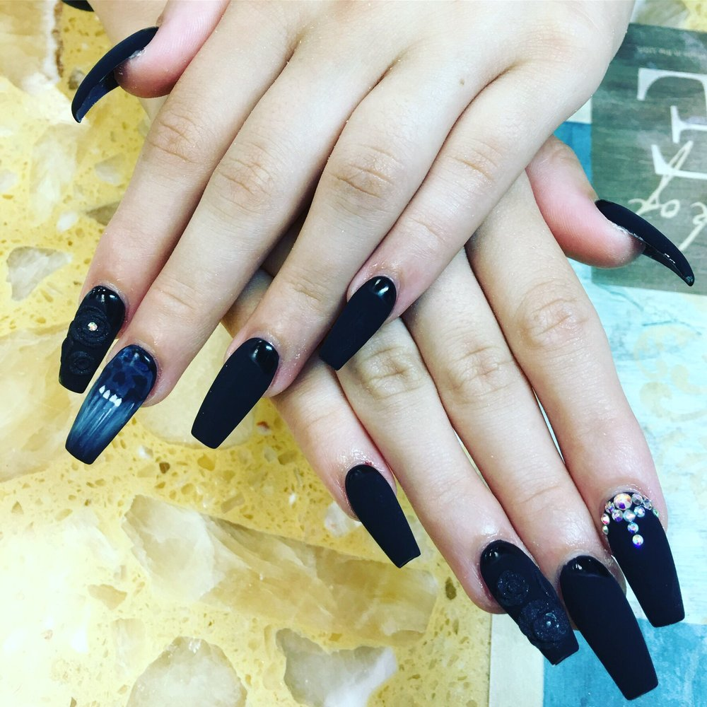 Nails and Spa Center: 1296 E Gibson Rd, Woodland, CA