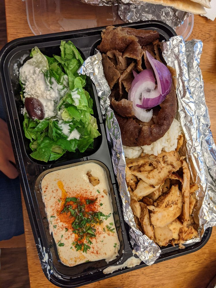 Cafe Petra Express Greek & Lebanese Restaurant: 7673 Perkins Rd, Baton Rouge, LA