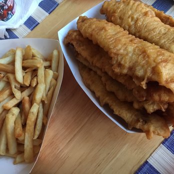 Tugboat fish chips 21 photos 44 reviews seafood for Plenty of fish richmond va