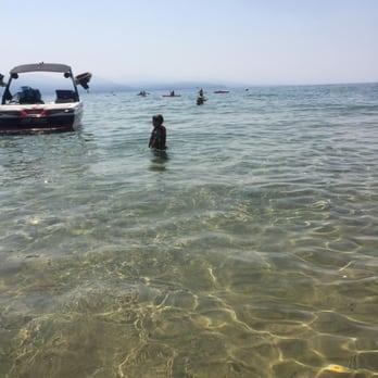 Speedboat Beach Kings Beach Ca