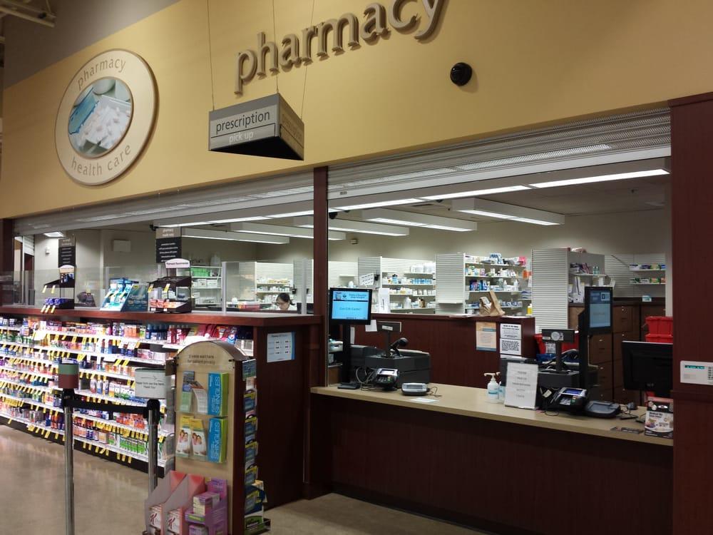 Safeway Pharmacy: 1258 State St, Marysville, WA