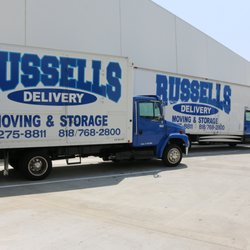Photo Of Russells Delivery Moving U0026 Storage   San Fernando, CA, United  States