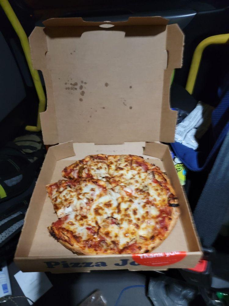 Pizza Joe's: 128 Spring Ave, Ellwood City, PA