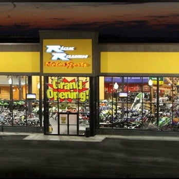 Rick Roush Motor Sports Motorcycle Dealers 3057 Eastpointe Dr