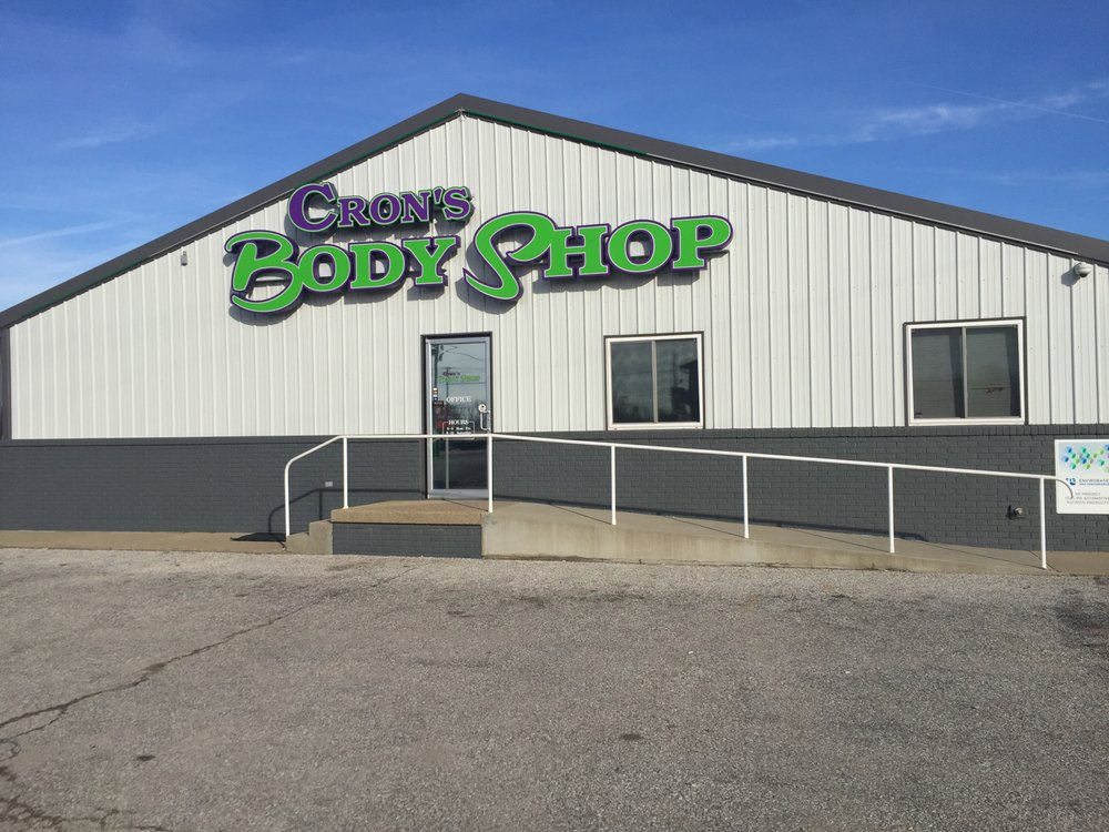 Cron's Body Shop: 815 W Main St, Boonville, IN