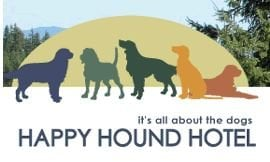Happy Hound Hotel: Issaquah, WA