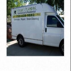Cesar s plumbing plombier 6960 pecos st denver co for Plumbing 80249