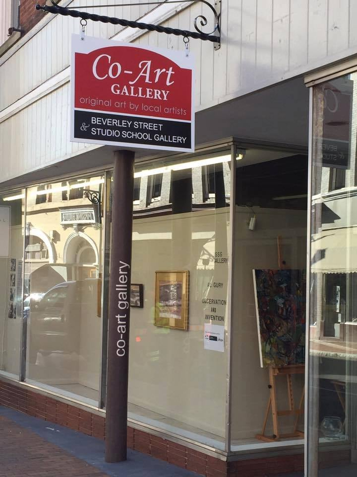 Social Spots from Co Art Gallery