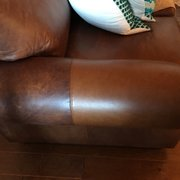 Santa Cruz Sectional Photo Of Leather Creations   Austin, TX, United  States. Patchwork Leather ...