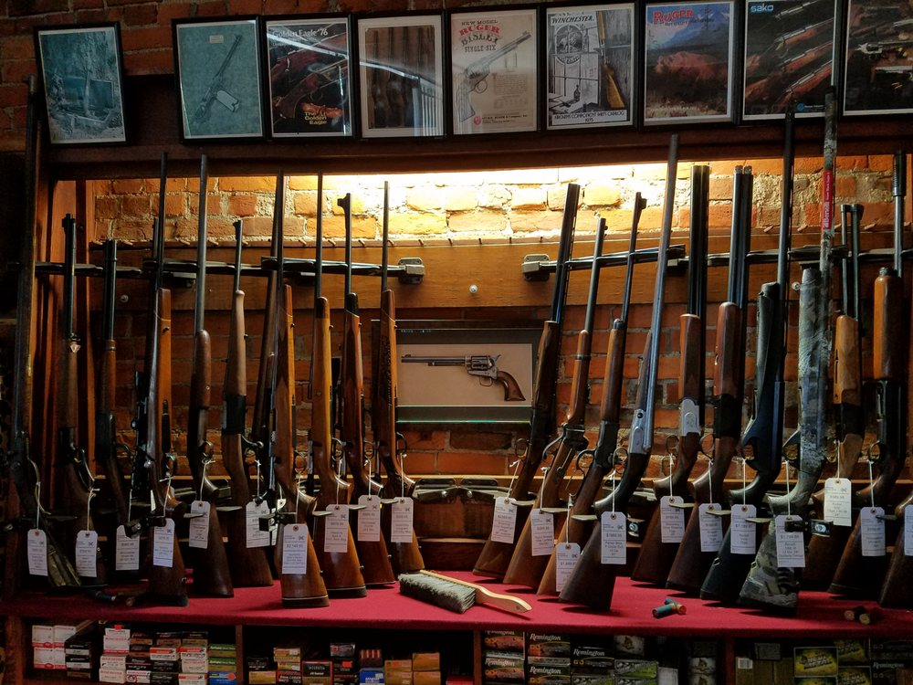 Schlosser Gunsmithing Co.: 838 Monmouth St, Newport, KY