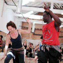 African dance santa cruz