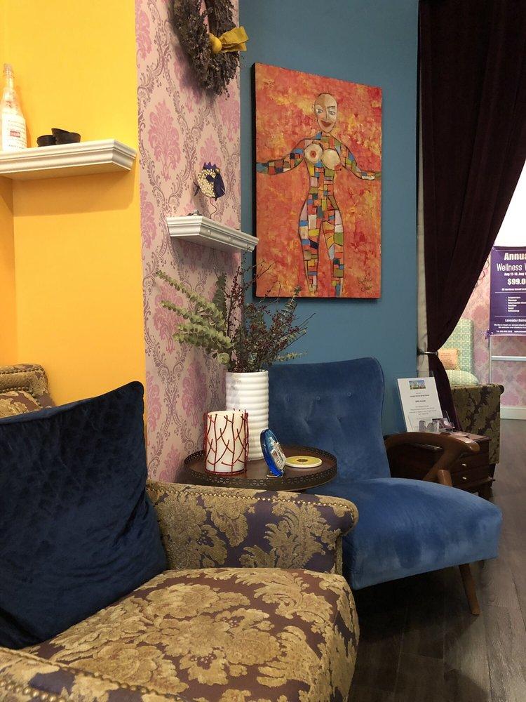 Lavender Retreat Wellness