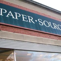 paper source evanston