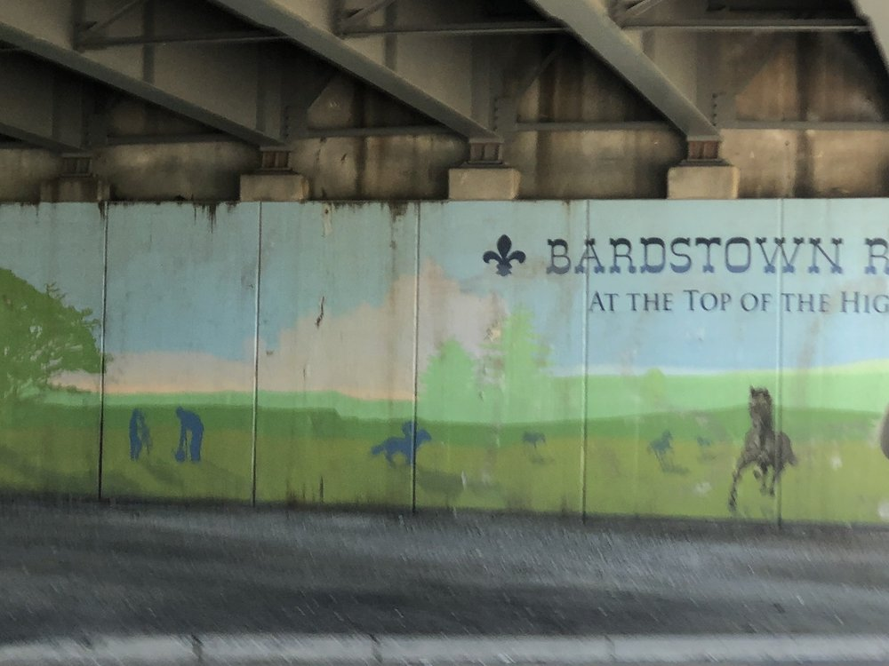 Lincoln Mural: Bardstown Rd, Louisville, KY