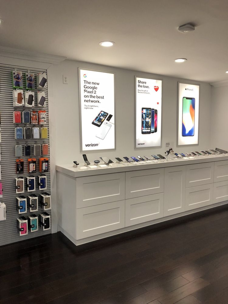 Verizon wireless: 67 Main St, Port Washington, NY