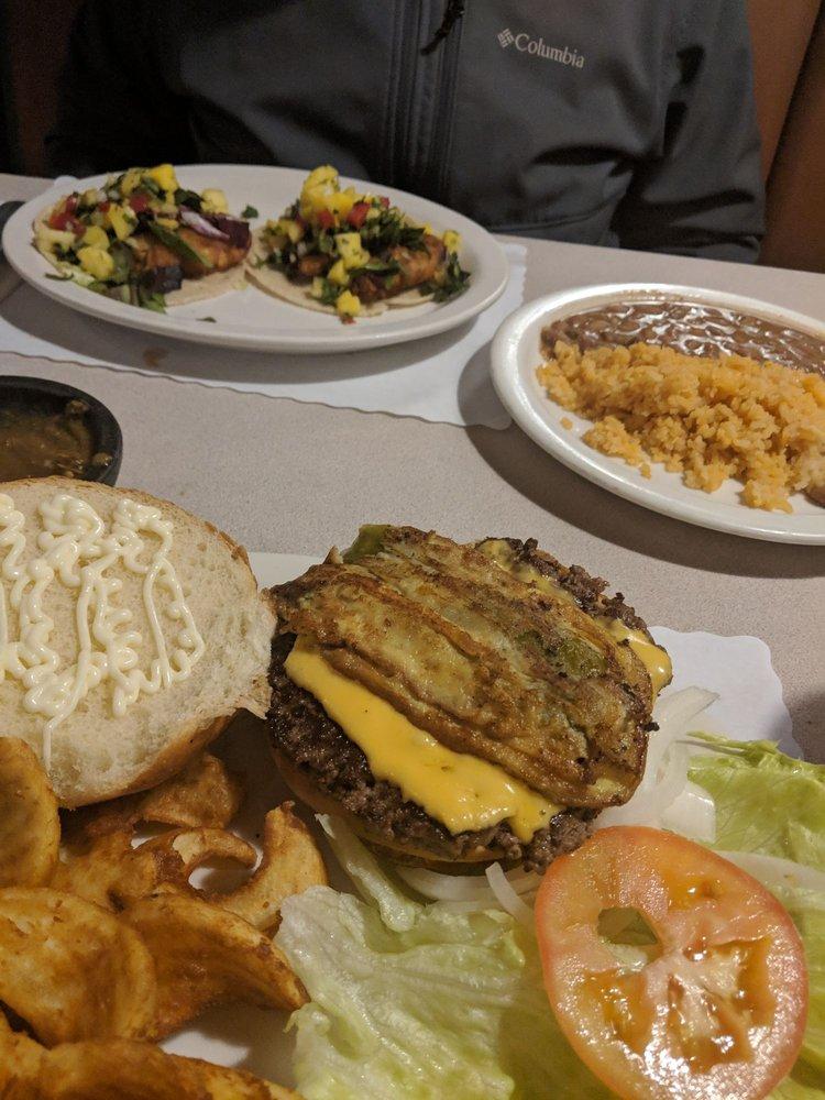 Restaurant El Mexicano: 166 S Main St, Willits, CA