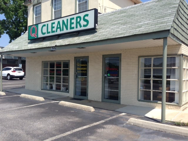 Q Cleaners: 622 Haddonfield Rd, Cherry Hill, NJ