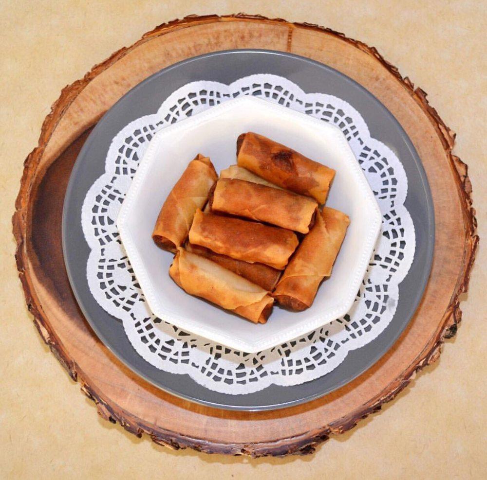 Food from Boracay Filipino Restaurant