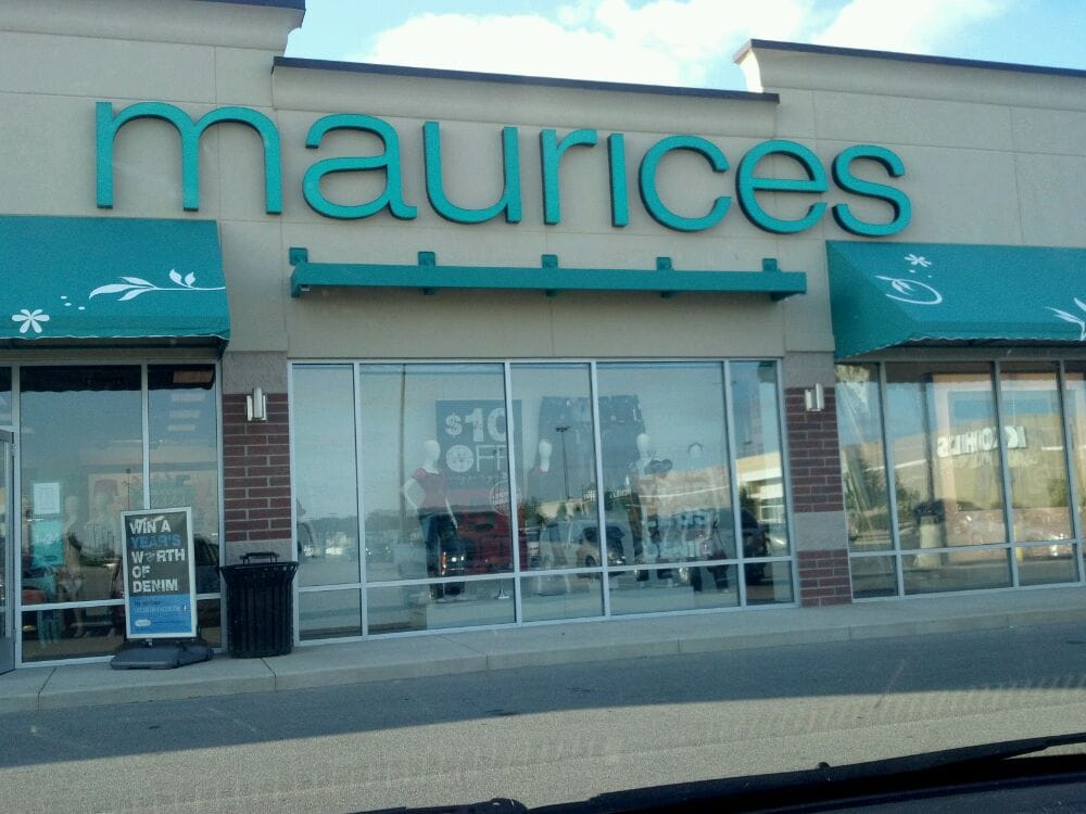 Maurices: 3308 N Wayne St, Angola, IN