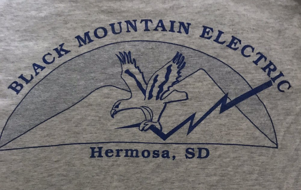 Black Mountain Electric: Hermosa, SD