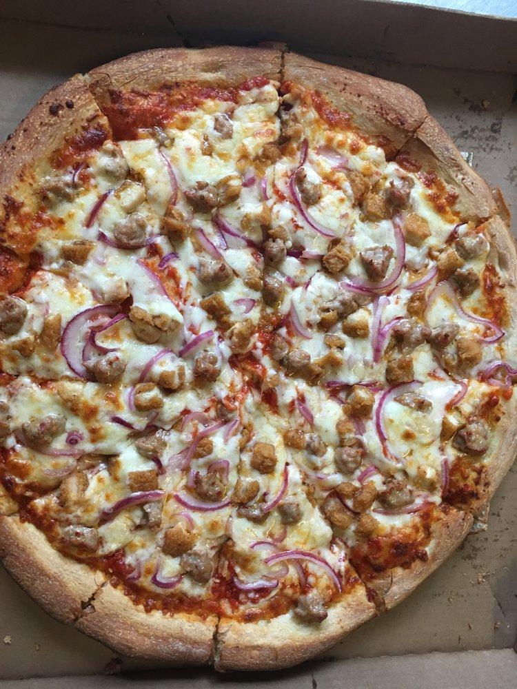 Ramsey's Pizzeria: 13722 US Hwy 11, Adams Center, NY