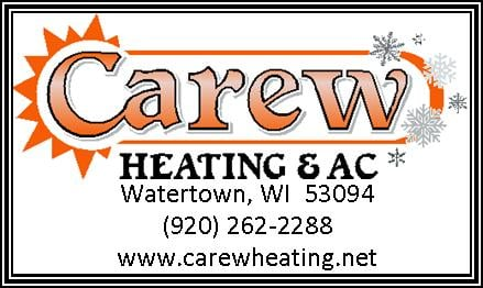 Carew Heating & Air Conditioning: 1104 S 10th St, Watertown, WI