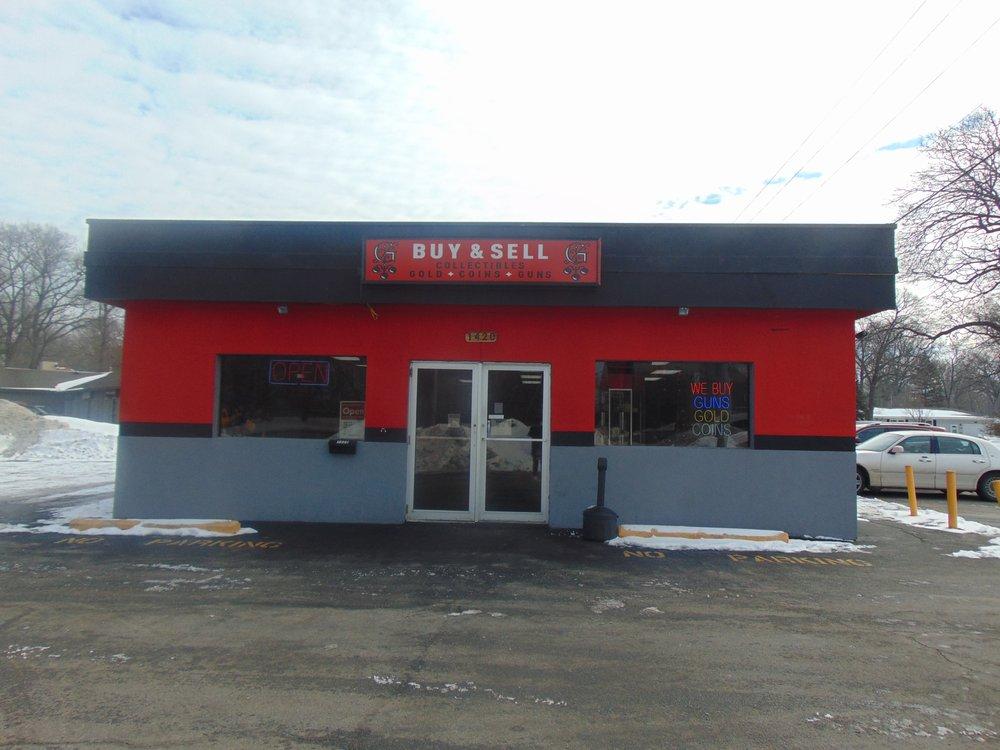 Genie's Northside Outlet: 1420 Holton Rd, Muskegon, MI