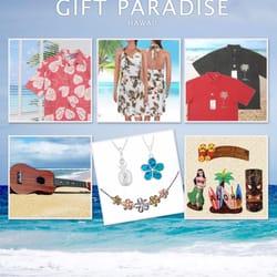 Hawaiian Gift Paradise - Gift Shops - 1777 Ala Moana Blvd, Waikiki ...