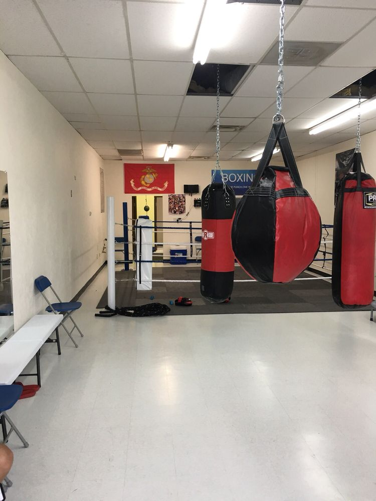 Bomb On Em Boxing: 1801 W Polo Rd, Grand Prairie, TX