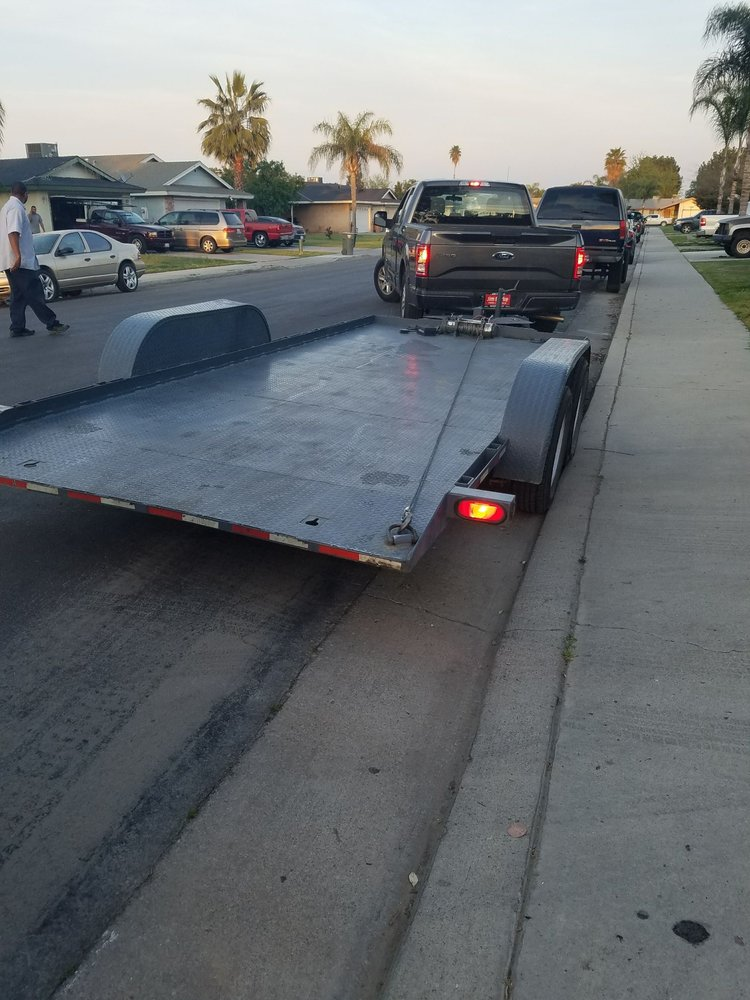 $29.95 Towing & Roadside Service: 2076 White Ln, Bakersfield, CA