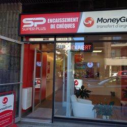 Photo Of Super Plus Moneygram Montreal Qc Canada Front