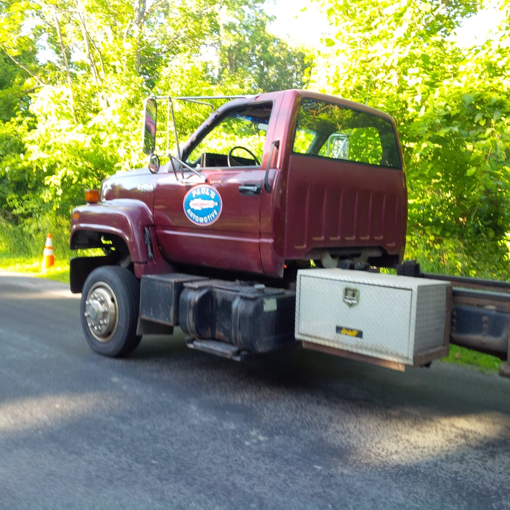 Towing business in Jerusalem, NY