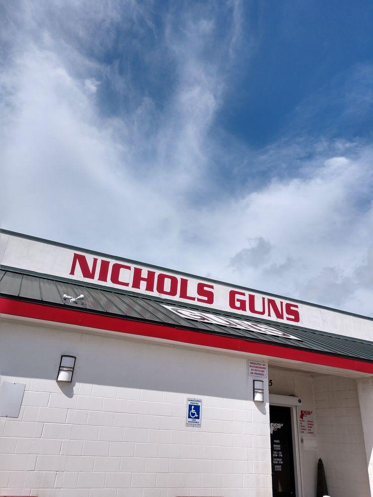 Nichols Guns: 10525 Leopard St, Corpus Christi, TX
