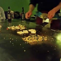 Teppanyaki yonghua closed japanese 50 bd de picpus - Table de cuisson japonaise teppanyaki ...