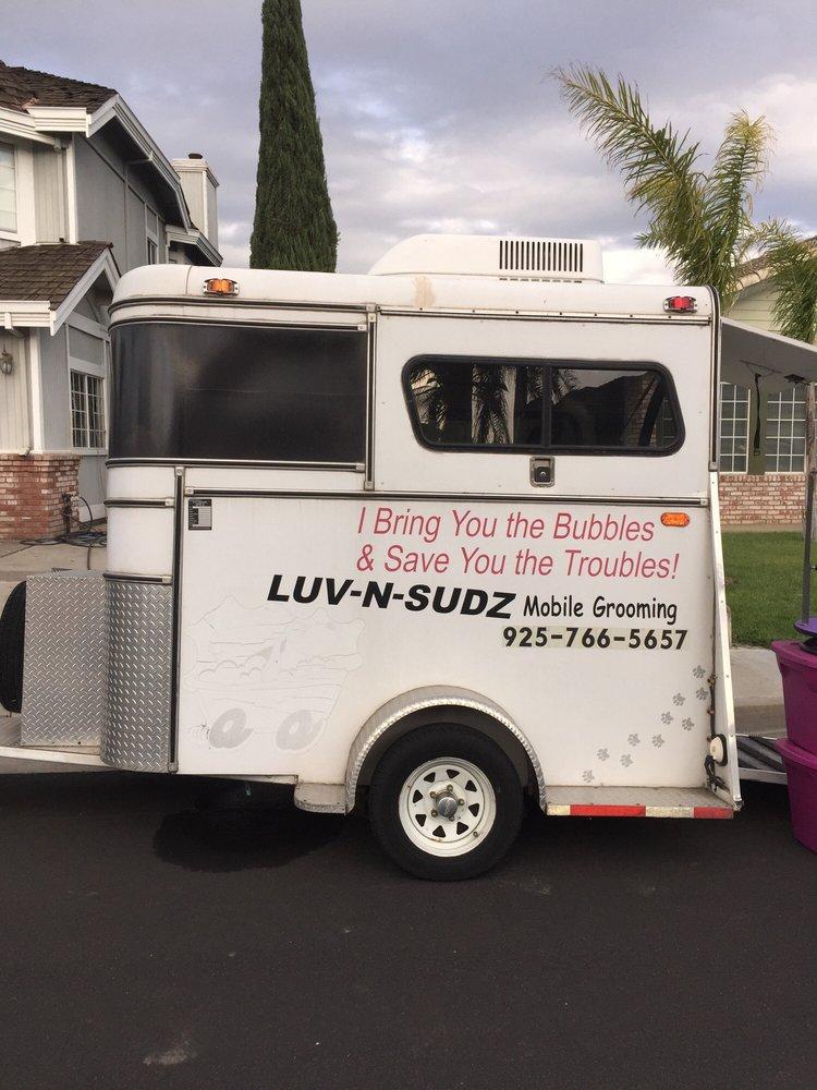 Luv-n-sudz Mobile Grooming: Discovery Bay, CA