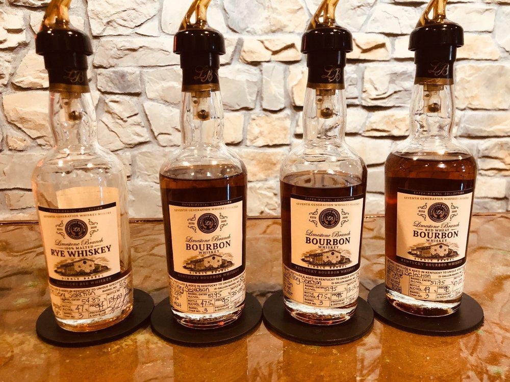 Limestone Branch Distillery: 1280 Veterans Memorial Hwy, Lebanon, KY
