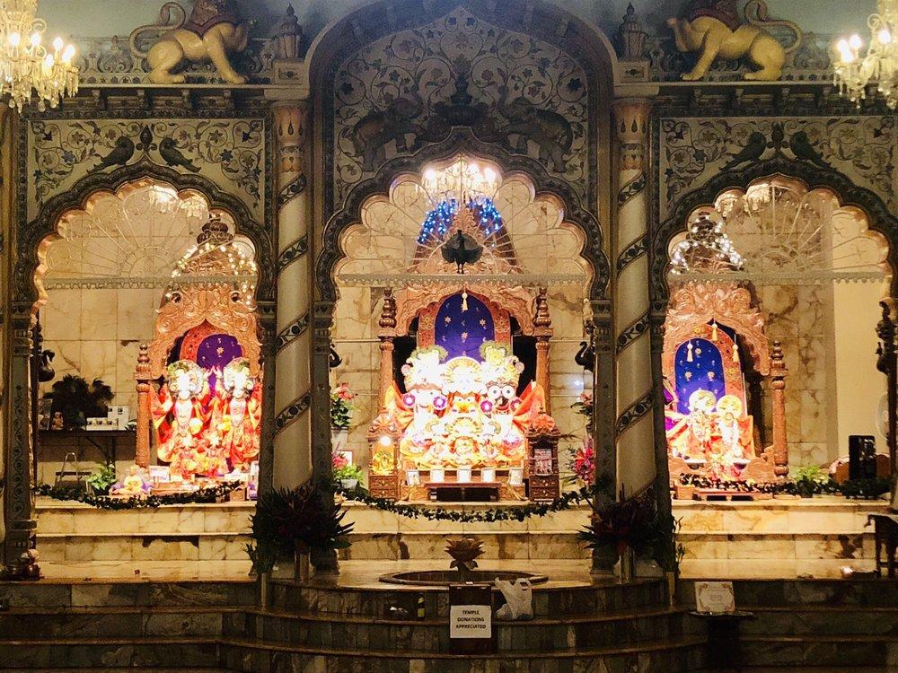 Hare Krishna Temple: 2334 Stuart St, Berkeley, CA