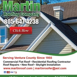 High Quality Photo Of Martin Roofing Company   Ventura, CA, United States. Ad Powered By